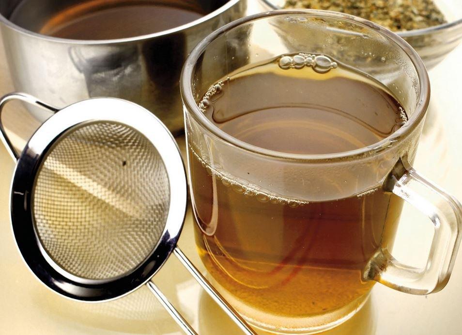 Рекомендуется употреблять чай с медом
