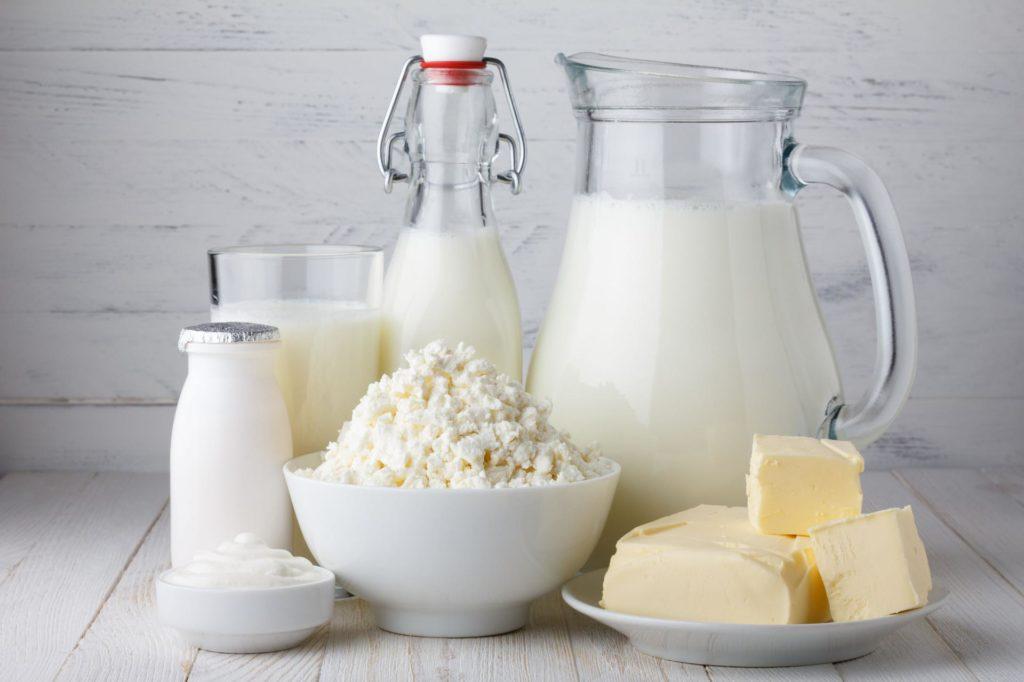 Естественный пробиотик – кисломолочные продукты