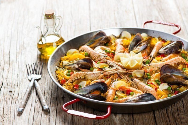 Морепродукты для повышения мужской потенции рекомендуется употреблять 2 раза в неделю
