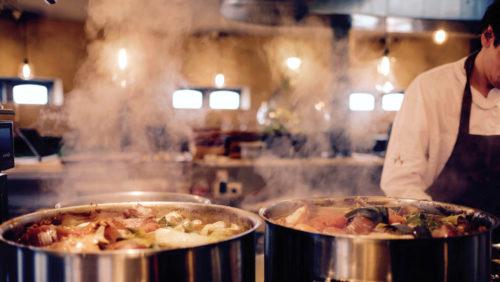 Перед употреблением пища должна пройти термическую обработку