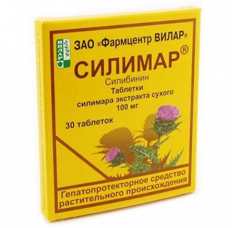 Лучшие лекарства для лечения печени