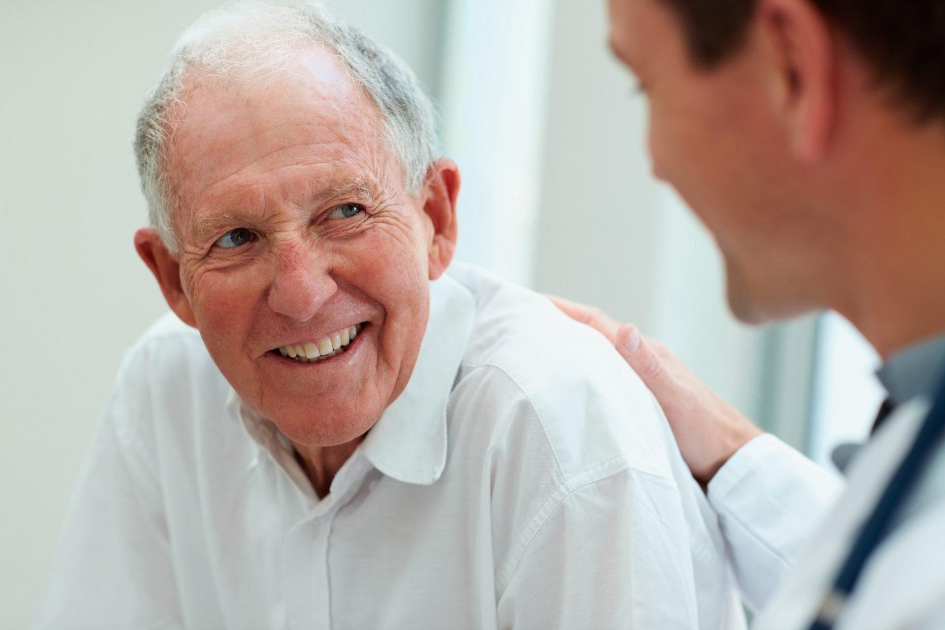 Нормальное питание в 70 лет – залог здоровья