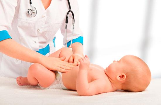 Дисплазия тазобедренных суставов у младенцев