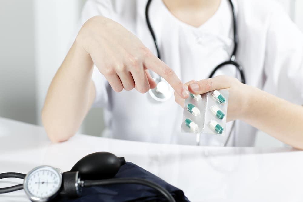 Лекарственное взаимодействие Лотримина