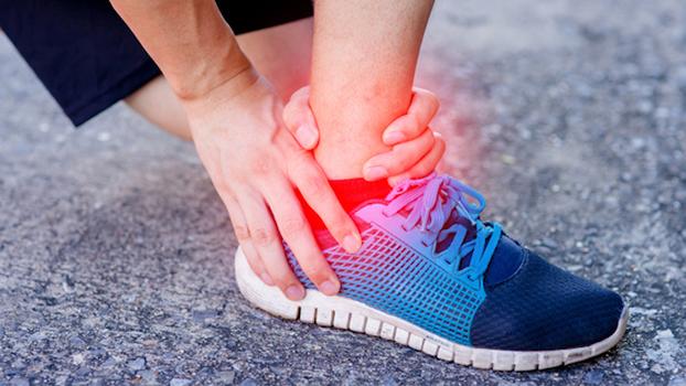 Причины артрита голеностопного сустава