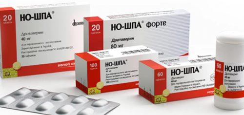 Но-шпа® – обезболивающее средство при болях в поджелудочной железе