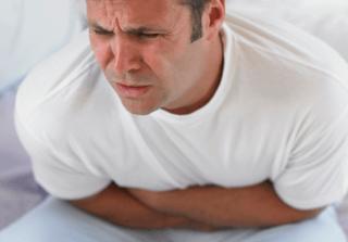 Симптомы отправления у человека