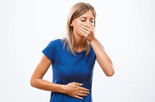 Приступы тошноты и боли в животе