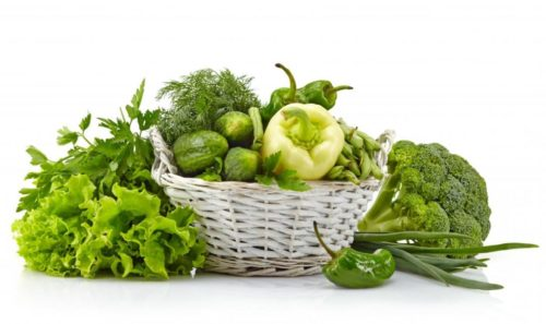 Зеленые овощи прекрасно восстанавливают функции печени