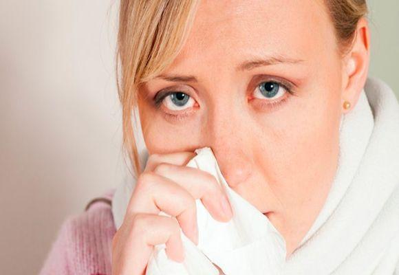 Сопли с вирусной инфекцией