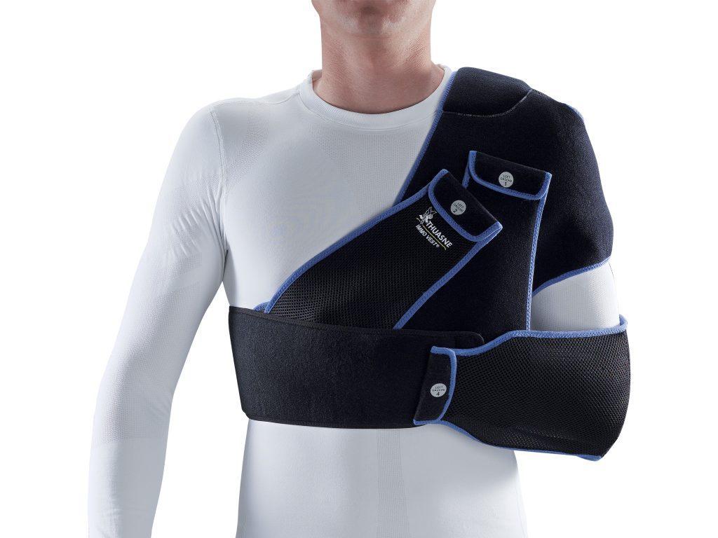Вывих плечевого сустава: виды, признаки, методы лечения