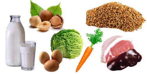 Натуральные источники витамина В5