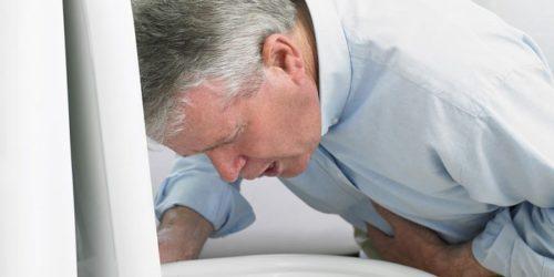 Тошнота и рвота – признаки острого воспаления желчного пузыря
