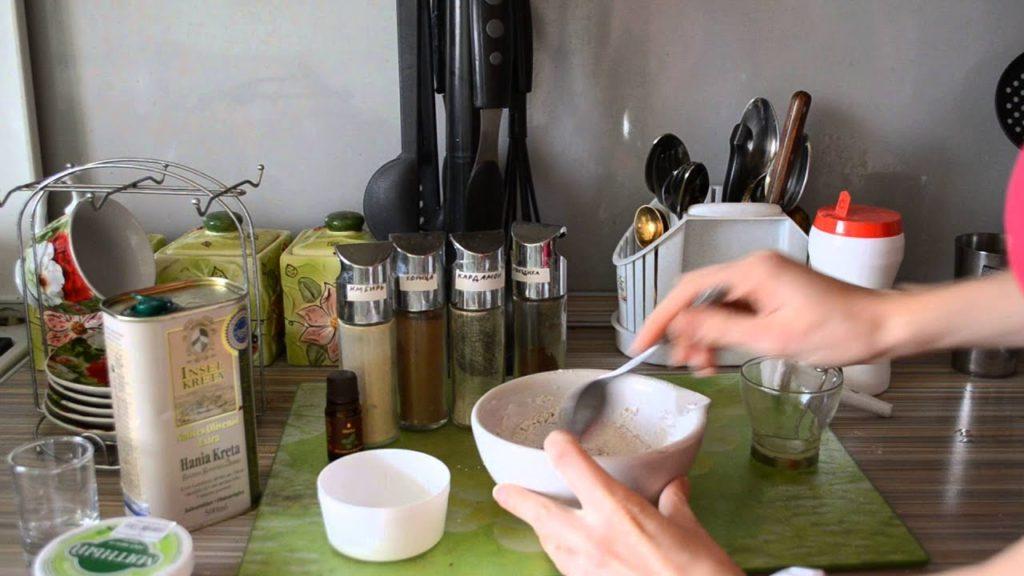 Зубная паста домашнего приготовления