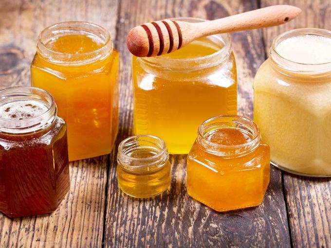 Мед в качестве желчегонного продукта