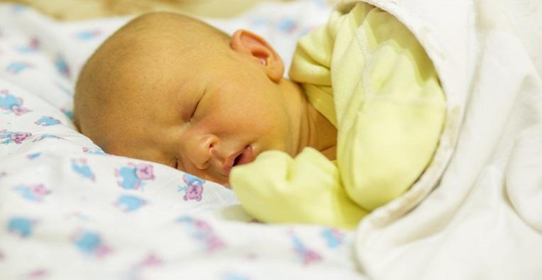 Симптомы желтухи у новорожденных