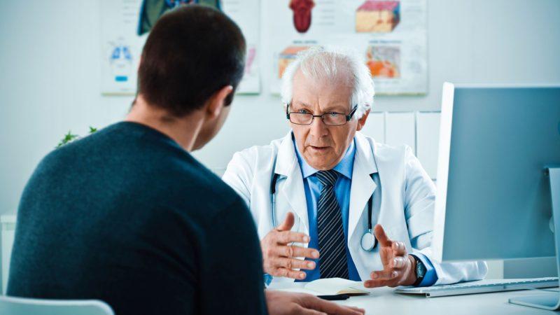 Только врач может увидеть картину в целом и выявить истинную причину недуга